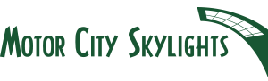 Motor City Skylights Print Logo